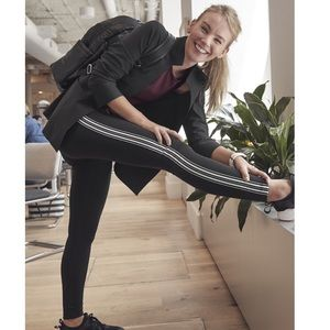 Athleta Track Tux Tight